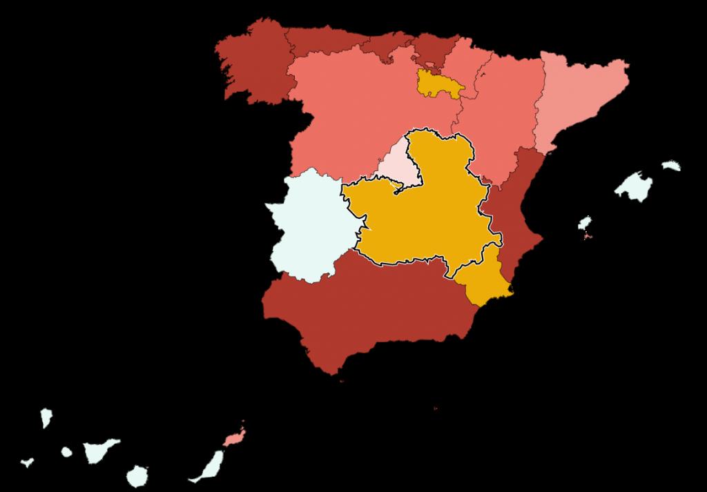 Closure Of Territories Is Imposed Before Third Wave Of Coronavirus