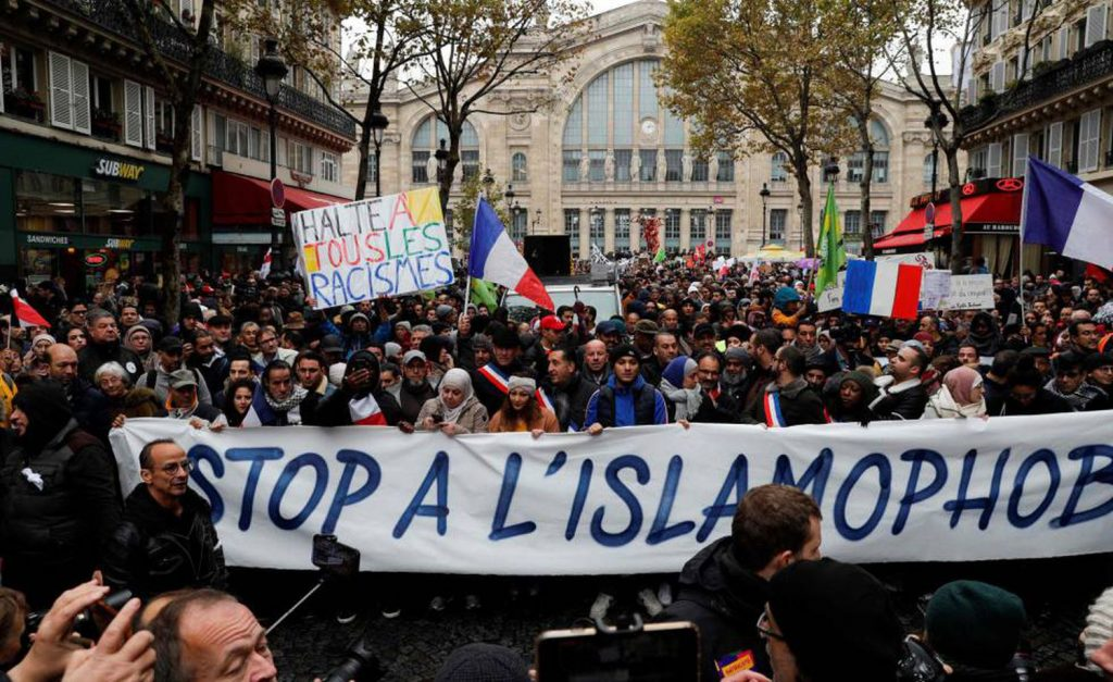 Islamo-Leftism Is The Last French Culture War