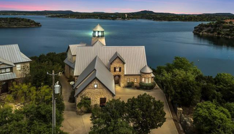Two Dallas-Fort Worth Lakes Have been Added to The List of Texas Locations with the Most Million-Dollar listings