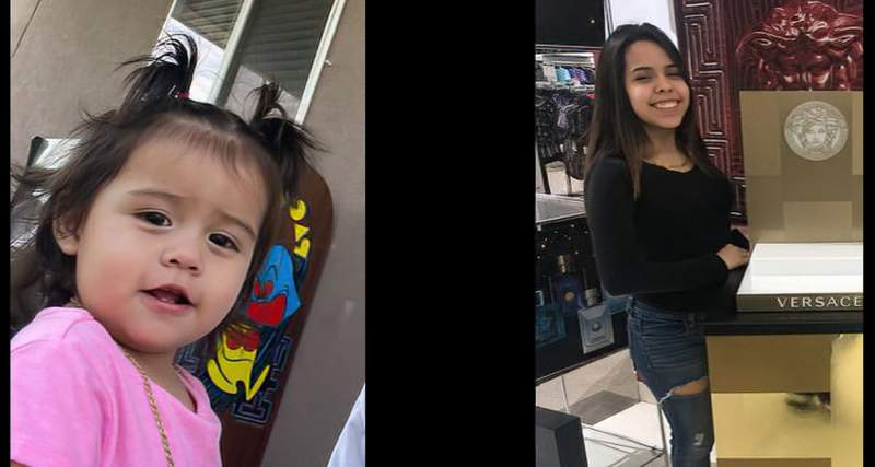 An Amber Alert has been Issued for a Missing One-Year-Old from Corpus Christi