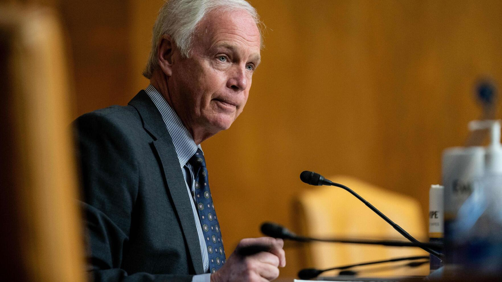Sen. Ron Johnson's YouTube Account has been Suspended for Broadcasting a Video on Bogus Covid-19 Treatments