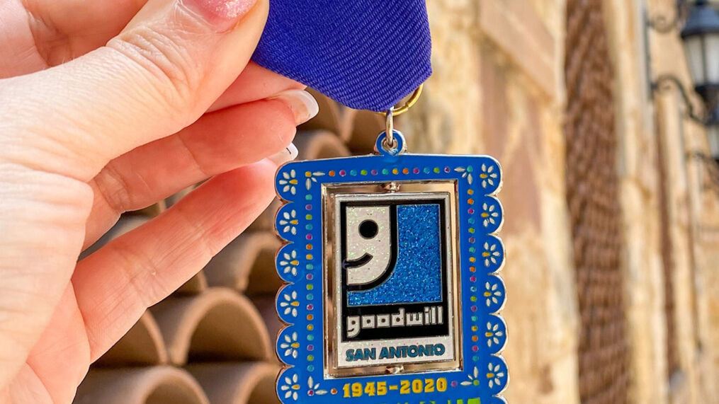 Here's how to get a free Goodwill San Antonio Fiesta Medal