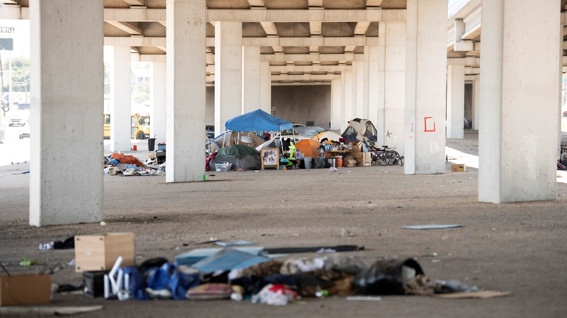 The Second Phase of Austin's Homeless Camping Ban Enforcement Begins on Sunday