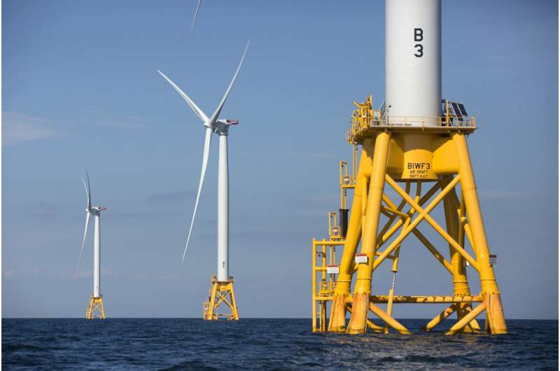 The Interior is Gauging Interest in Wind Power in the Gulf of Mexico