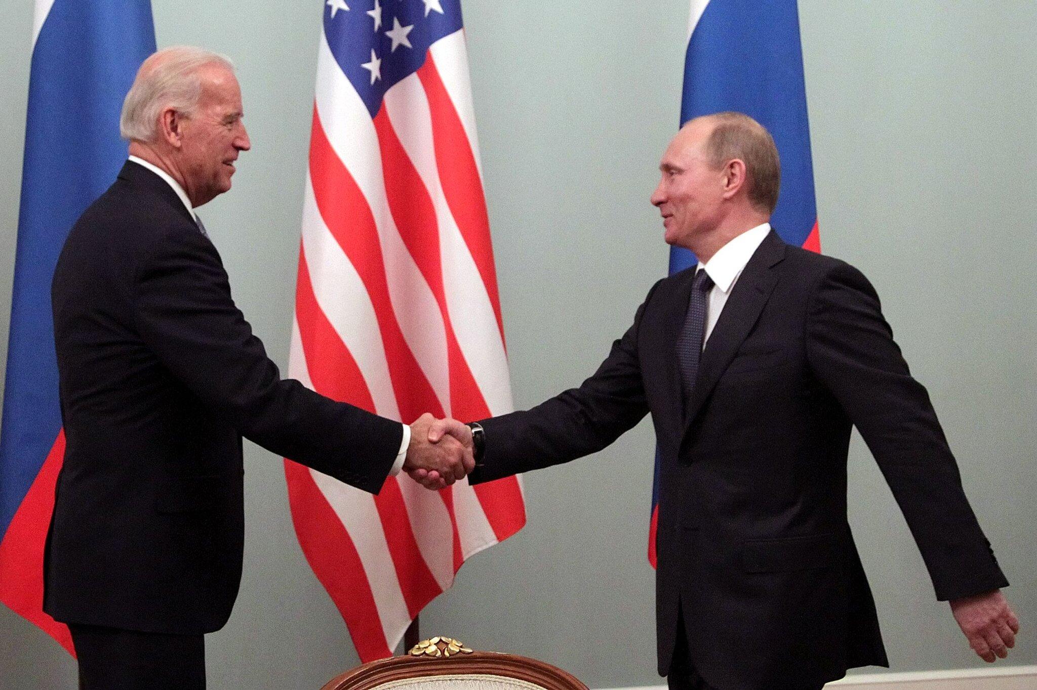 Biden-Putin Meeting