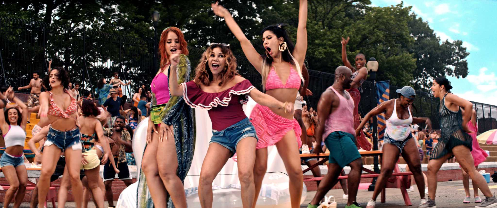 Latinos around the country are supporting 'In the Heights,' and San Antonio is no exception.