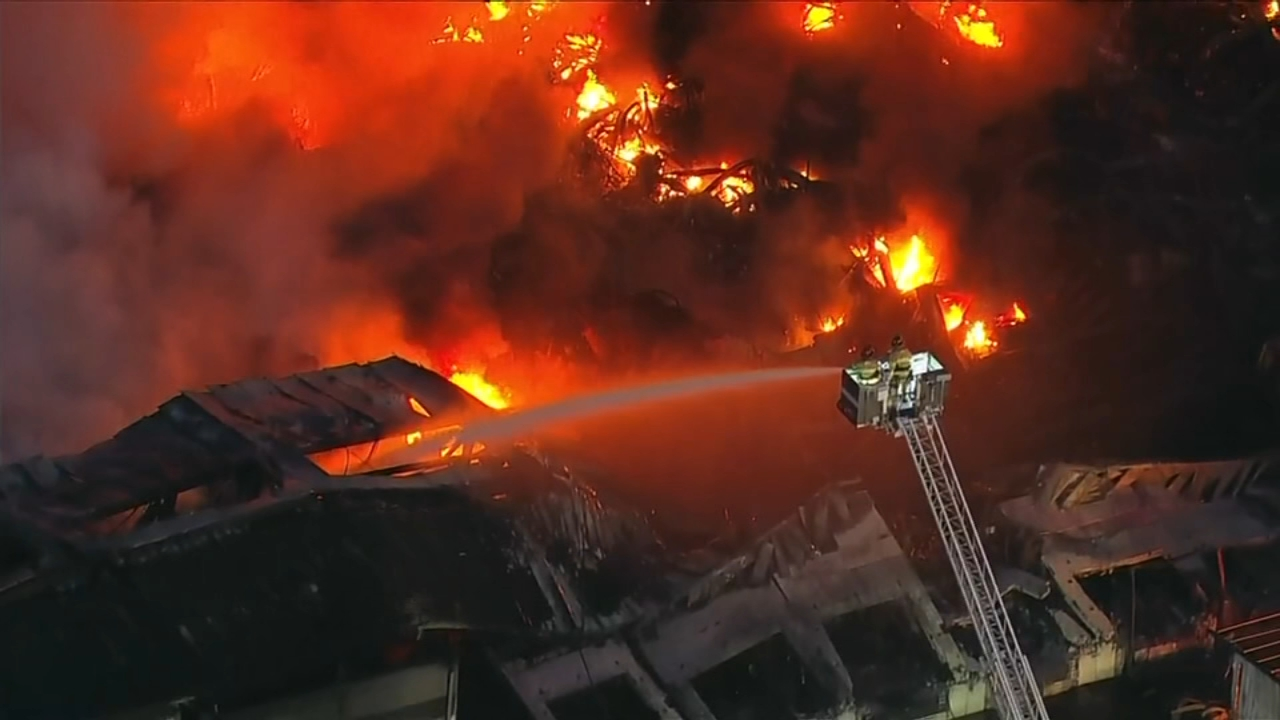 """Fire hits Galveston County Justice Center, goes on """"holiday"""" for clean-up, repairs"""