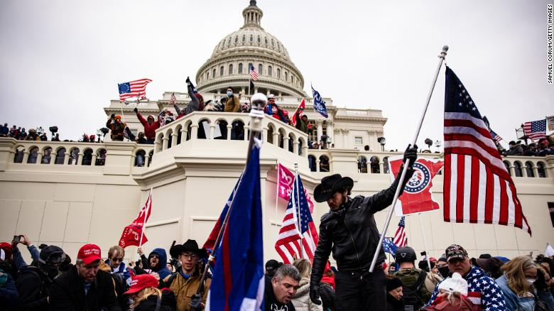 Social Media Posts leads to Arrest of an Entire Family over US Capitol Riot in January