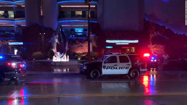 Lone Gunman Kills One, Himself In Downtown Aquarium In Houston