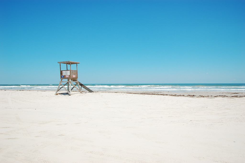 Best Texas Beaches