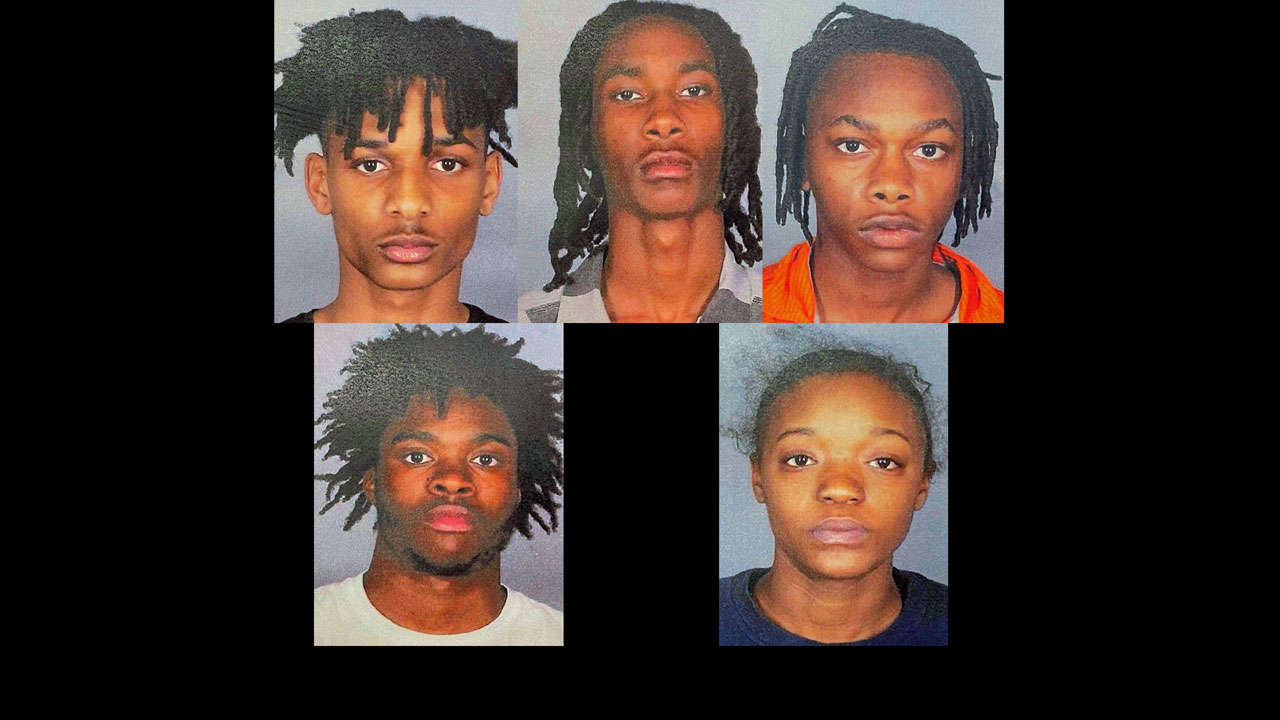 Five Suspects of a Local Park Shooting in Hewitt Arrested