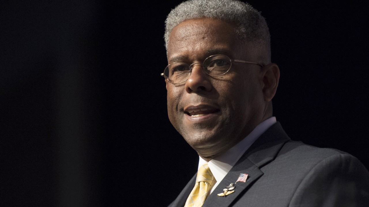 Allen West running for governor of Texas