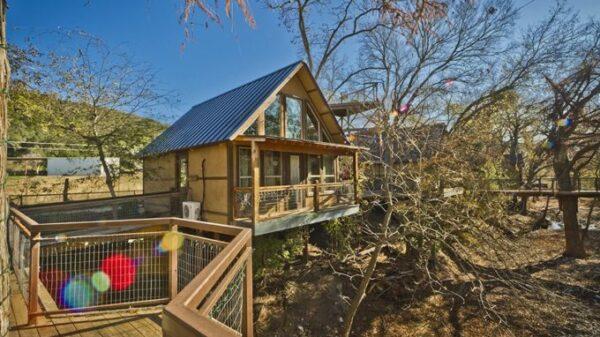 Best cabins in Texas