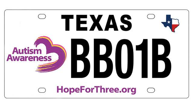 Autism Awareness License Plates: What Is It, Who Can Use It, What's It For