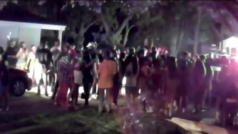 "Houston City Council Member admits existing ordinances on wild parties ""too weak"""