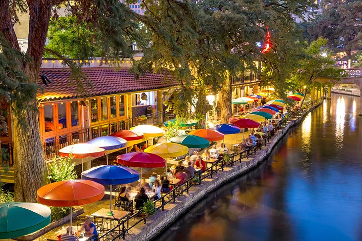 Texas places to visit