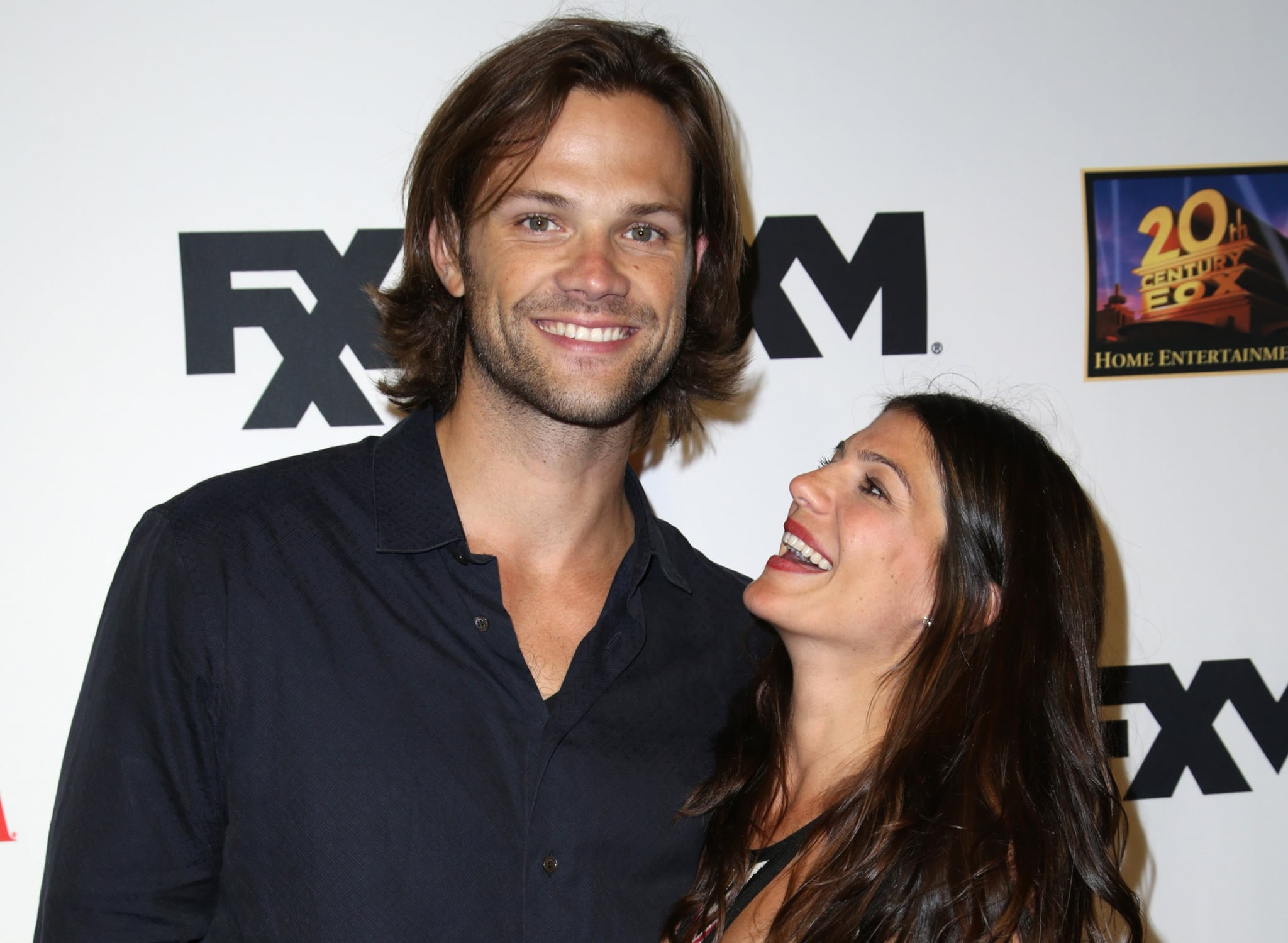 Jared Padalecki and his wife Genevieve