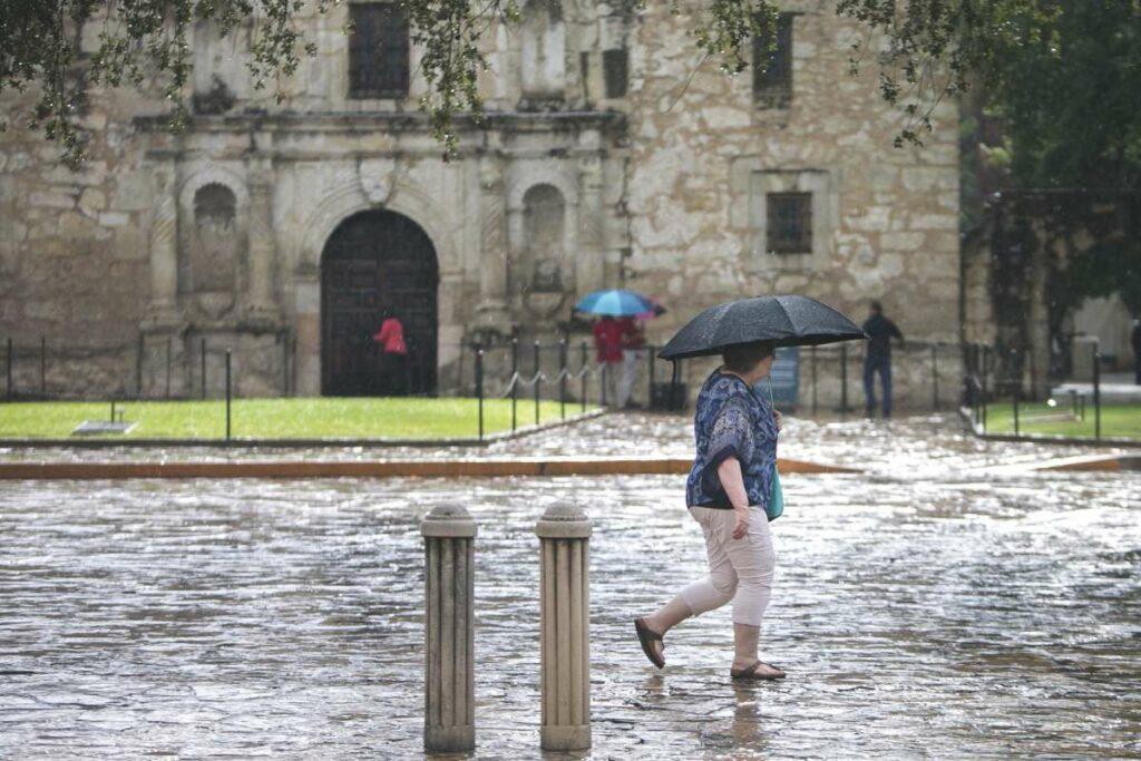 san antonio rains
