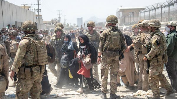 Biden Administration Slammed As Afghan Evacuees Walk Out Of Military Bases