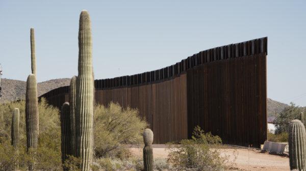 Missouri And Texas Sue Biden Administration Over Border Wall Construction
