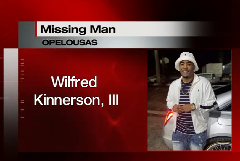 Help Needed In Locating Missing Opelousas Man, Car Found Abandoned