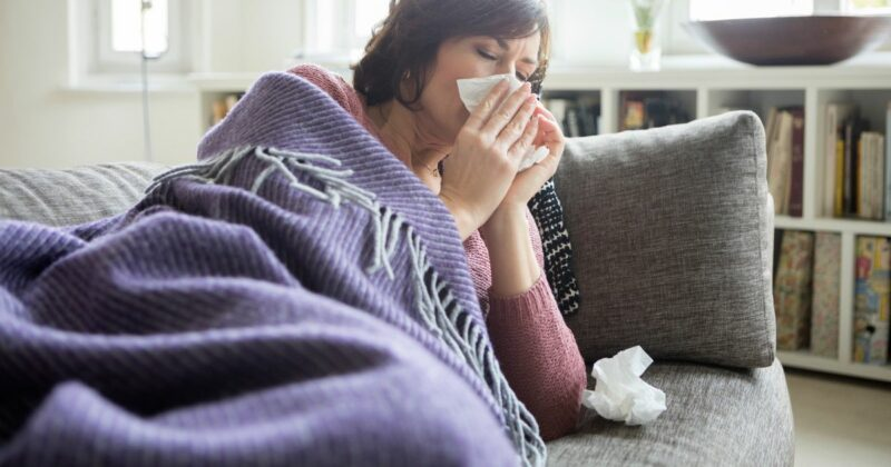 People Getting Worst Cold Ever; Dr Kaye Explains Why