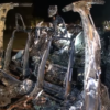 Update On Tesla That Crashed In Texas: NTSB Finds Driver Was Behind The Wheel