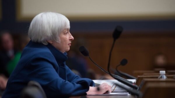 US Treasury Secretary Janet Yellen backs IRS ruling describing data gathering as a 'routine'